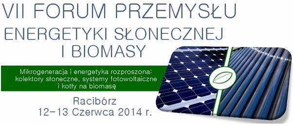 VII Forum Przemysłu Energetyki i Biomasy